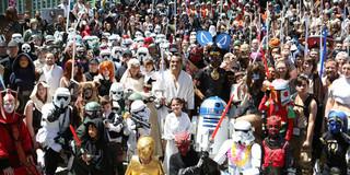 Bist du ein unerschütterlicher Star Wars Fan?