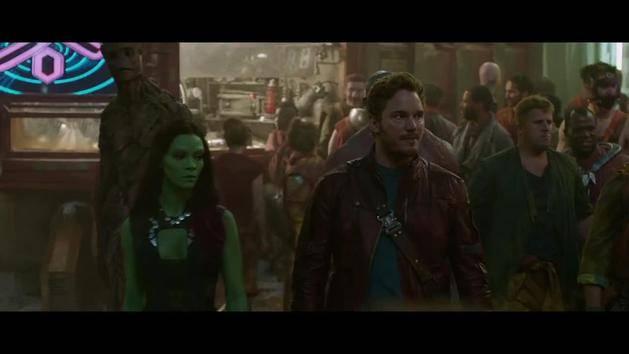Guardiani della galassia: Supereroi e Antieroi