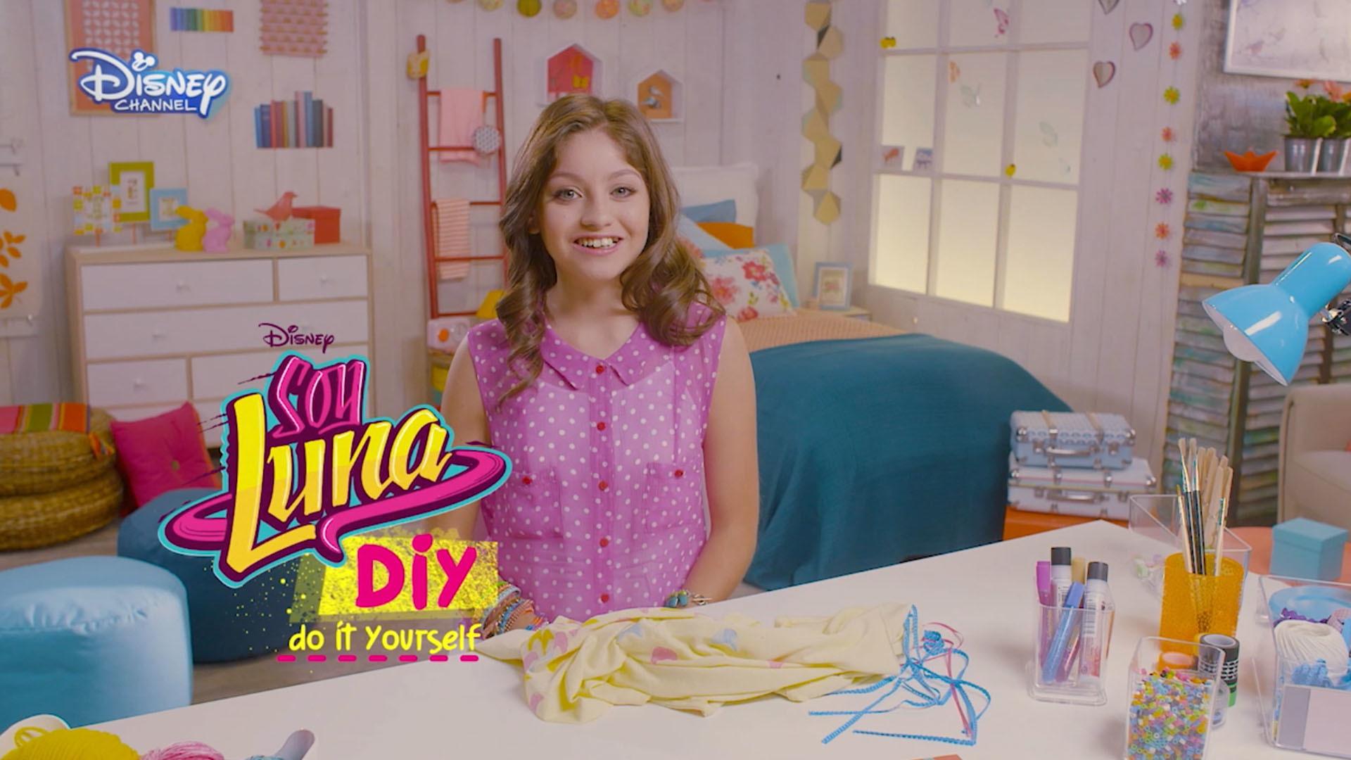 Soy Luna DIY - Póló