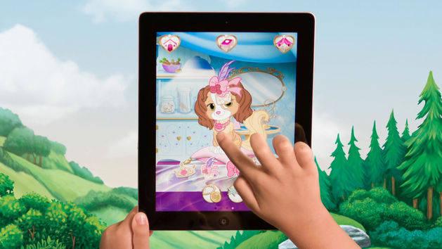 Palace Pets App Trailer