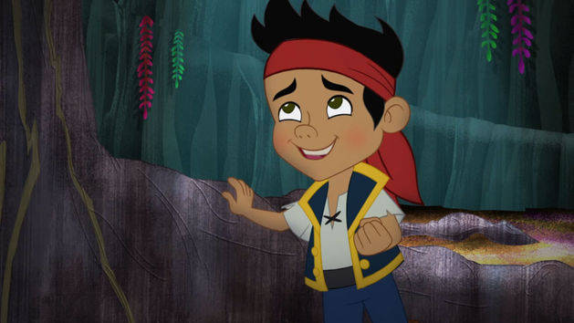 Forever Tree - Jake and the Neverland Pirates Clip