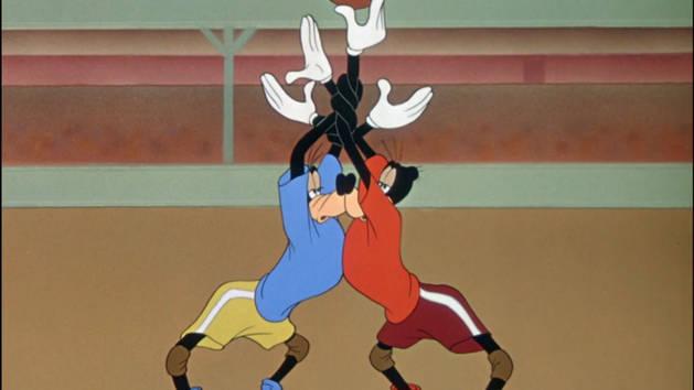Disney's Have a Laugh: Blam! Basketball