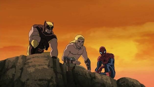 """""""The Savage Spider-Man"""" Clip"""
