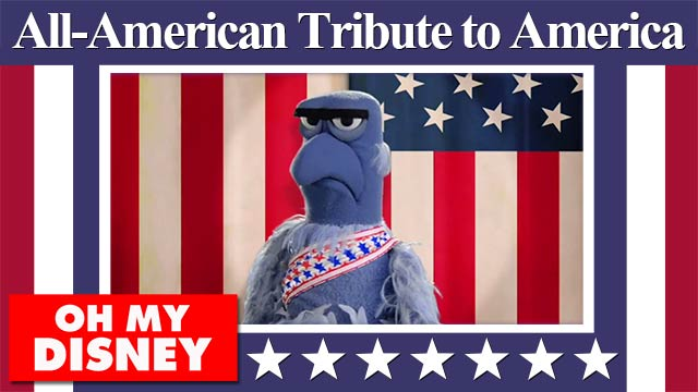 Sam Eagle's All-American Tribute to America - Oh My Disney