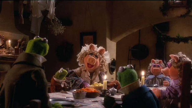 The Cratchits' Feast - Clip - The Muppet Christmas Carol