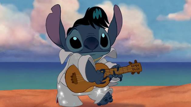Elvis - Clip - Lilo & Stitch