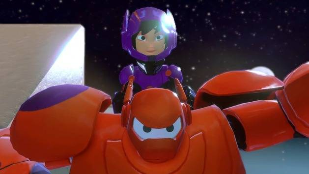 Big Hero 6: Hiro & Baymax Trailer - Disney Infinity (2.0 Edition)