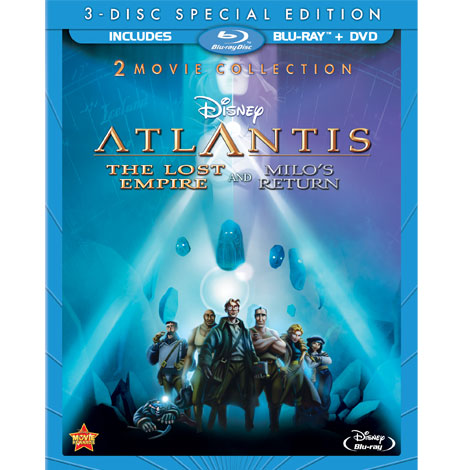 2-Movie Collection Blu-ray™ Combo Pack