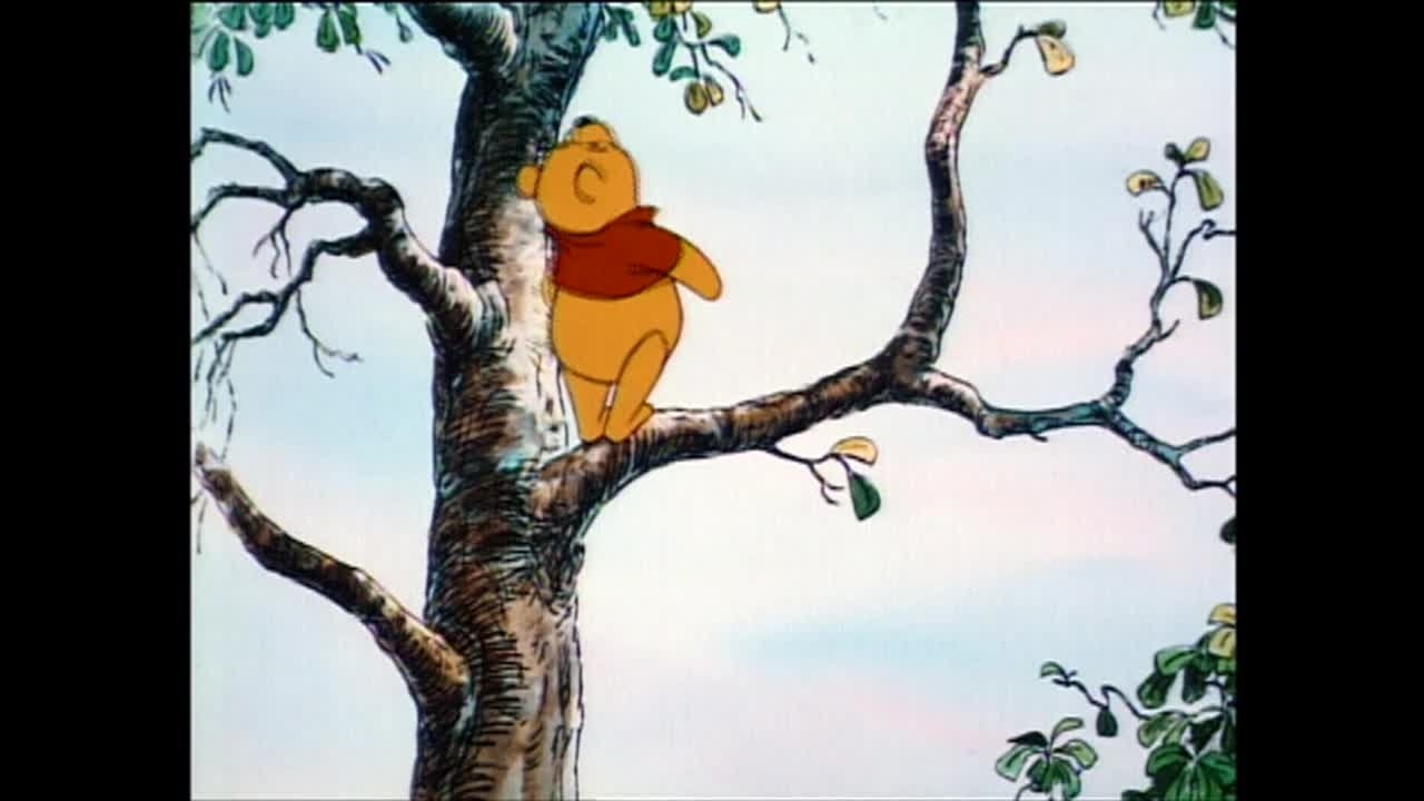 """La pancita retumbona"" De la película Lo mejor de Winnie the Pooh En Disney Junior"