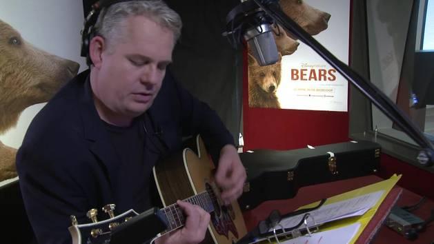 Thomas Acda - Soms moet je doen wat je niet durft (uit de nieuwe Disneynature-film Bears)