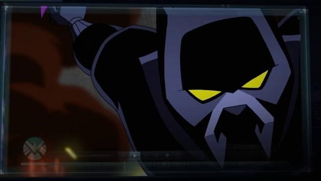 Les Dossiers Fury - La Panthère Noire
