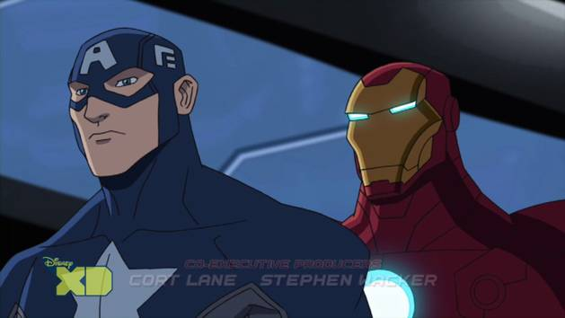 Ultimate spider man disney xd characters - photo#19