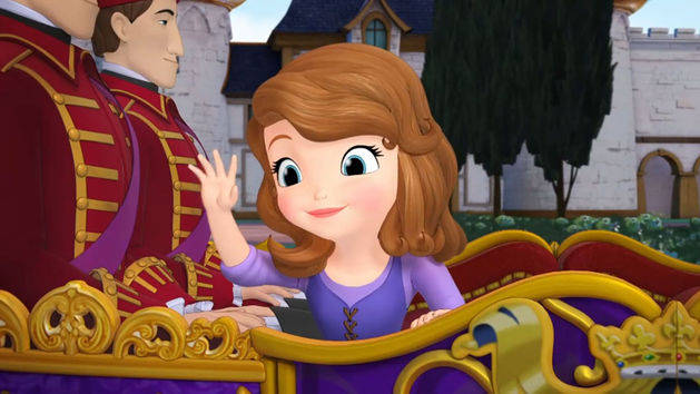 Sofia the First Series Trailer