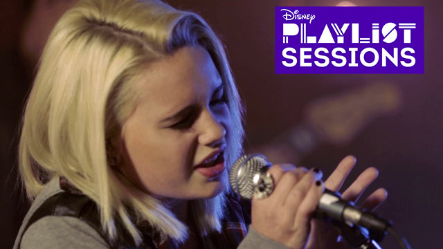 Enemy Fire | Bea Miller | Disney Playlist Sessions