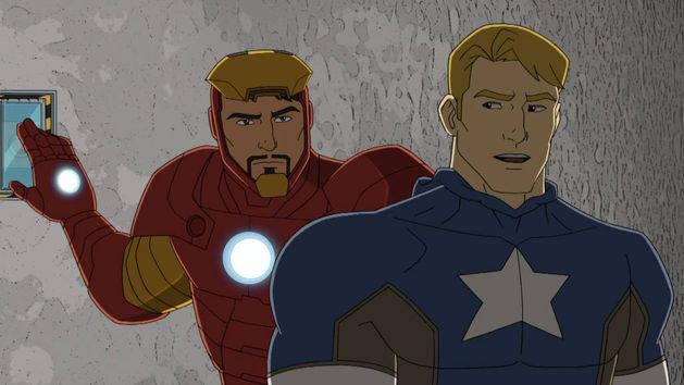 Marvel Yenilmezler Birliği - Avengers Assemble 2