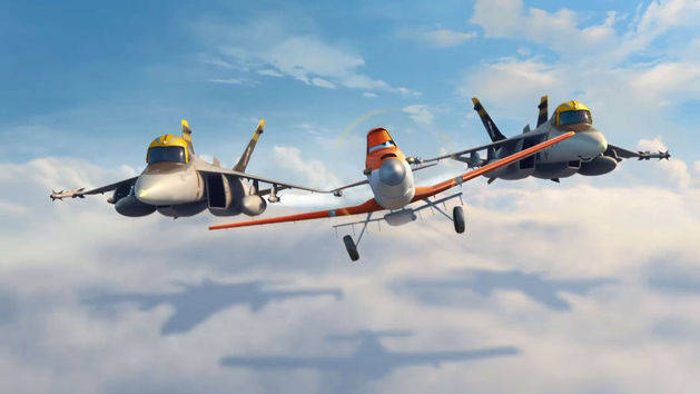 Planes 2013 Official Website Disney Movies