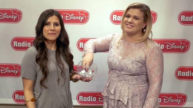 Kelly Clarkson Song Challenge - Radio Disney