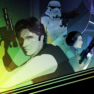 The Star Wars Celebration Art Show Strikes Back!