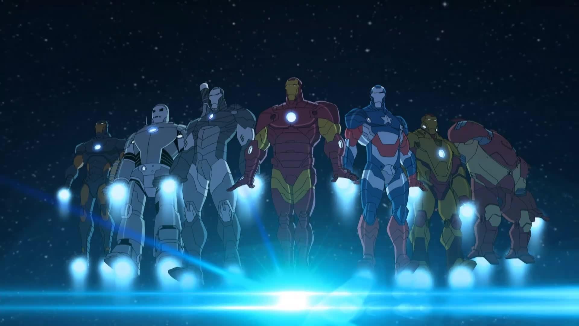 Marvel's Avengers Assemble - Aflevering 25 - Seizoen 1