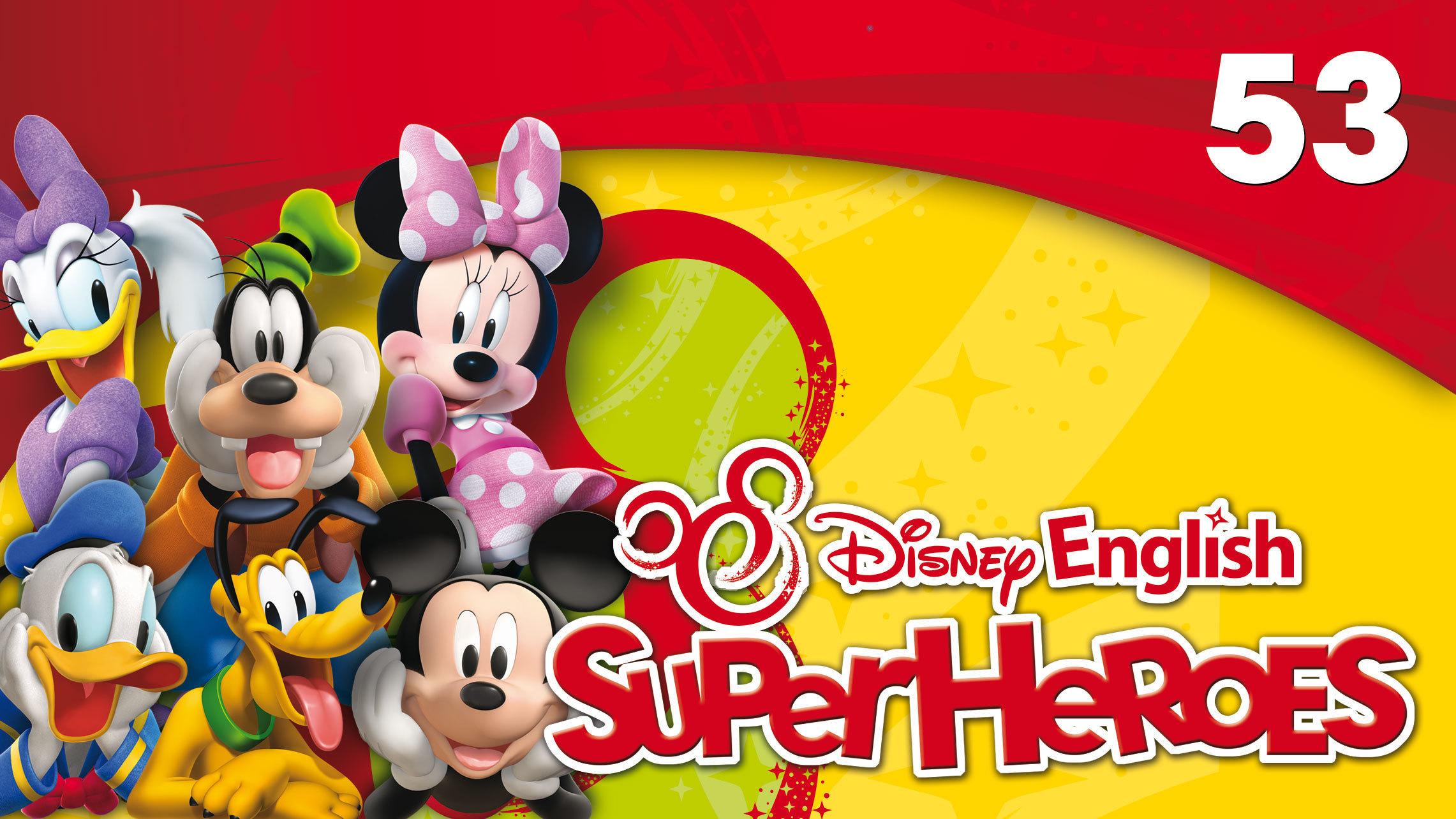Disney English - Episodio 53