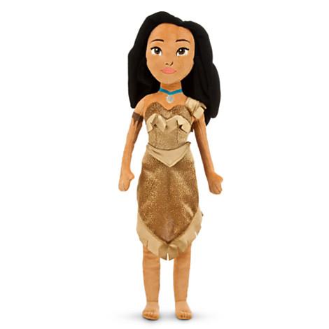 Pocahontas Plush Doll - Medium - 21''