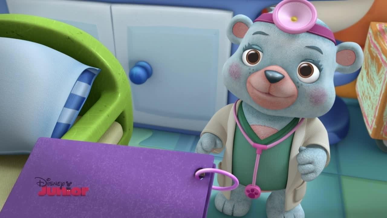 H Μικρή Γιατρός-Γίνε ένας γιατρός και εσύ