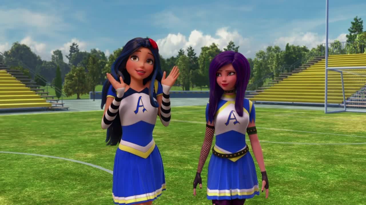 Następcy: Świat Potępionych | 10. Cheerleaderki