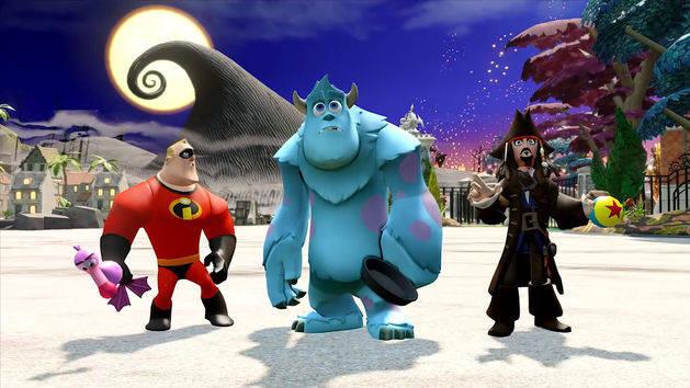 Disney Infinity Trailer (:60)