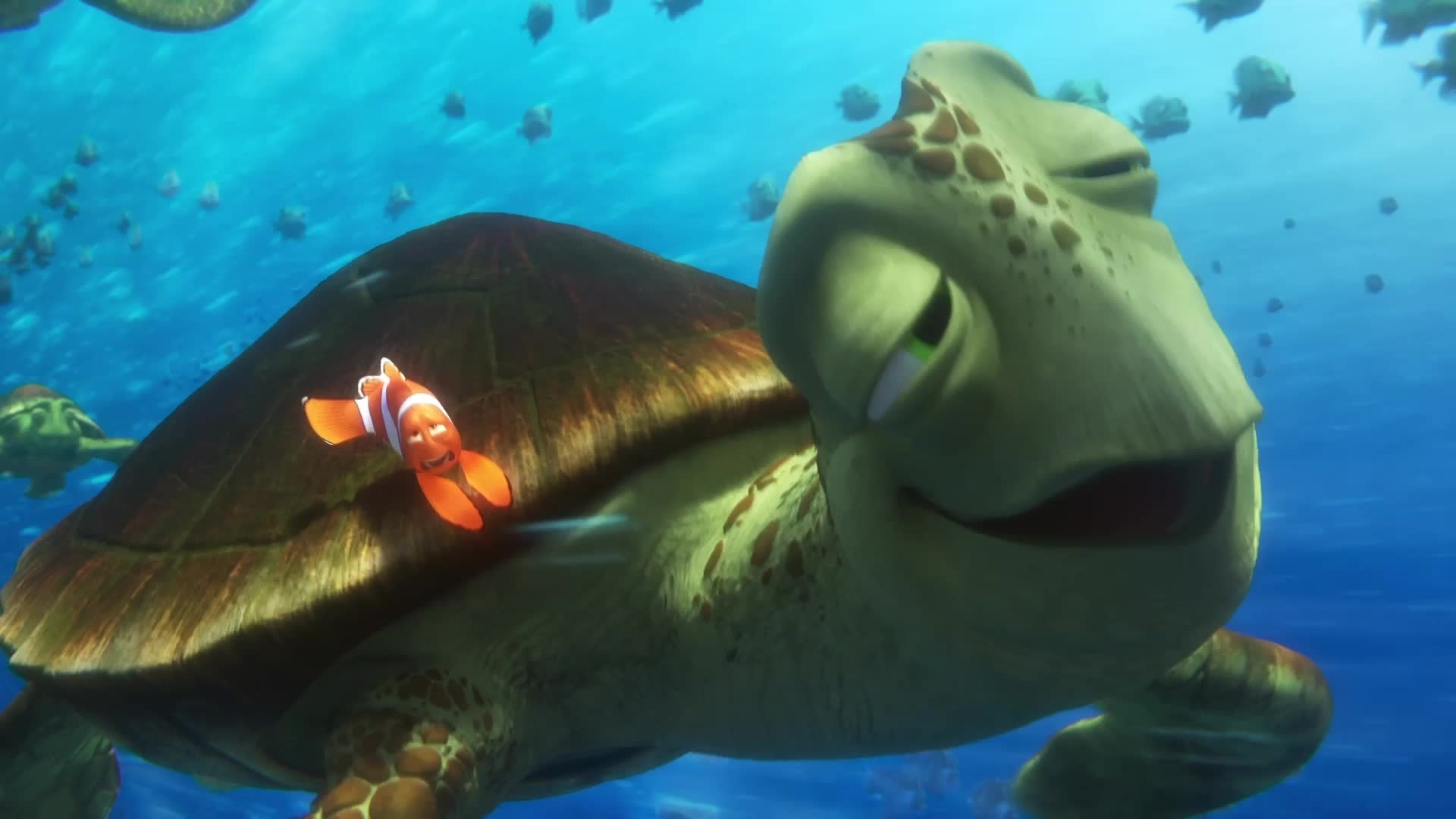 Totally Sick | Finding Dory