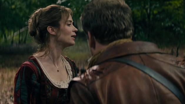 Into the woods - Quella donna non mi piace affatto