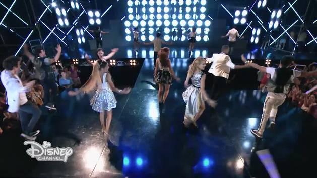 Violetta - video musicale - Crescimos Juntos