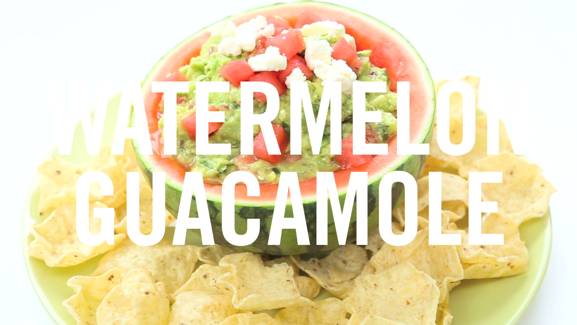 Watermelon Guacamole | Babble Eats