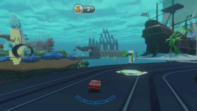 Ursula's Race - DISNEY INFINITY Toy Box
