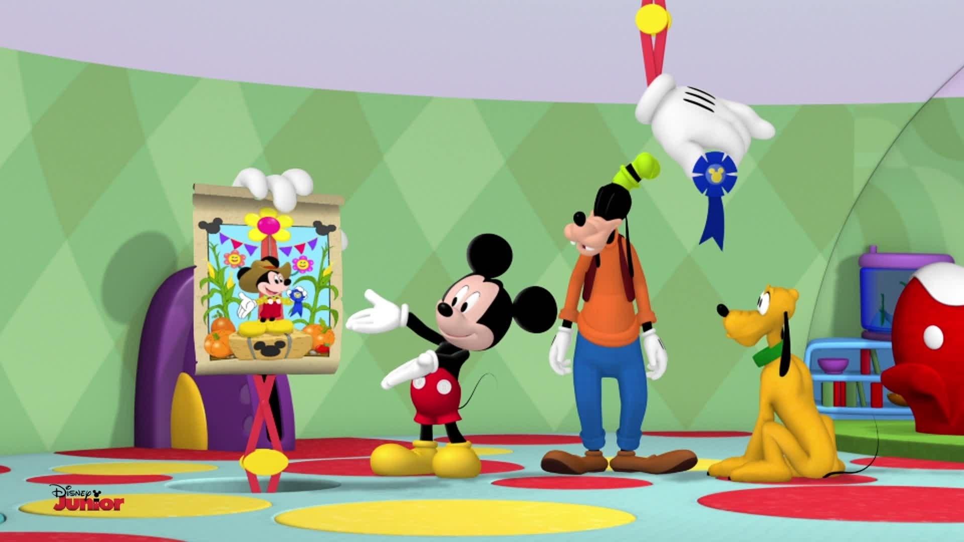 """La Maison de Mickey - Extrait """"La fête de la ferme"""""""