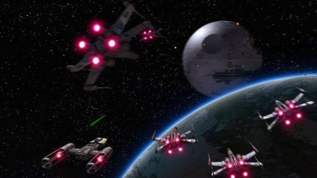 STAR WARS: Attack Squadrons Announcement Trailer