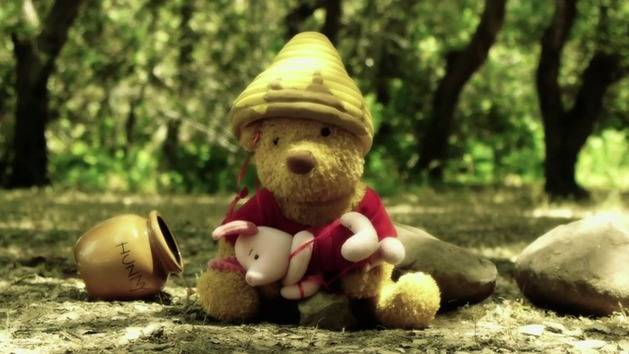 Balloon - Winnie the Pooh Smackerel