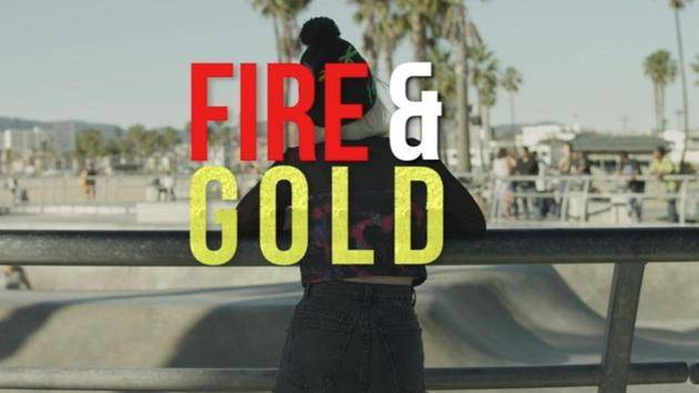 """Fire N Gold"" (Official Lyric Video) - Bea Miller"