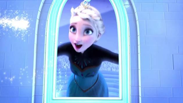 Elsa y Ana son las princesas del mes de Noviembre