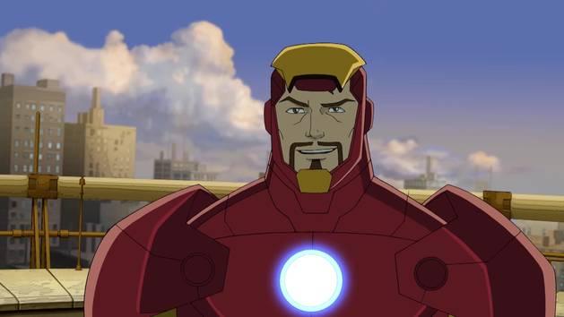 Avengers Assemble - De eerste dag