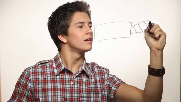 Draw Perry: Billy Unger