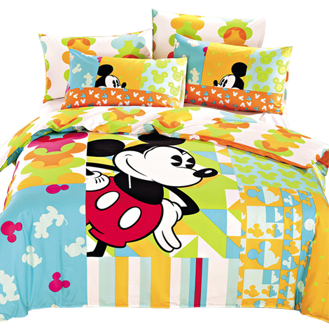 Mickey Mouse Electric Bedding Set