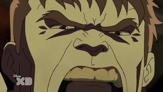 Hulk e gli agenti dello Smash - Distruggere Hulk