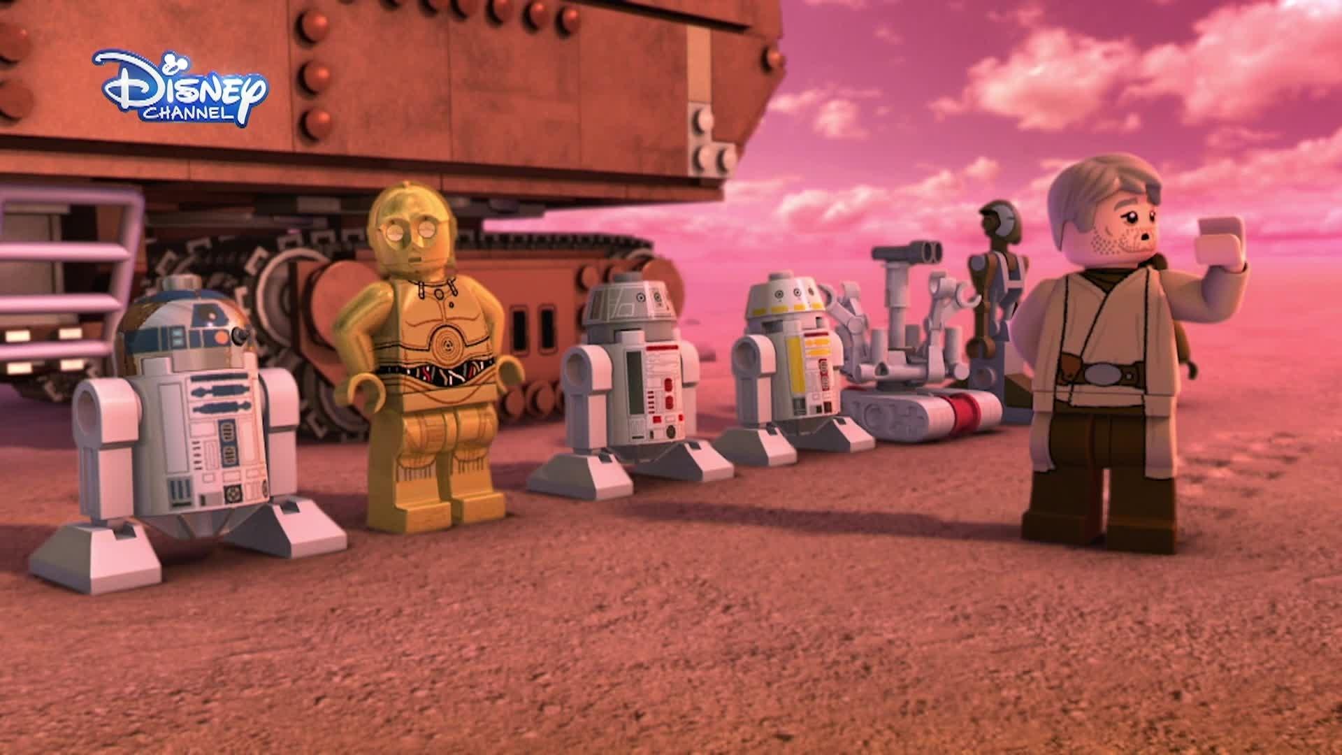 Star Wars: Contos de Droides - Missão para Mos Eisley #1
