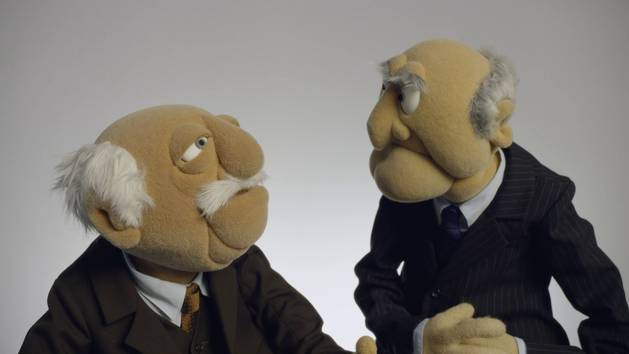 Statler and Waldorf ESPN Tournament Challenge | The Muppets