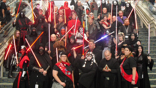 Enter the Dark Empire, a Sith-Minded Costume Club