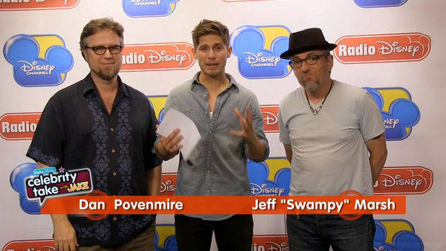 Dan and Swampy Quiz - Celebrity Take with Jake
