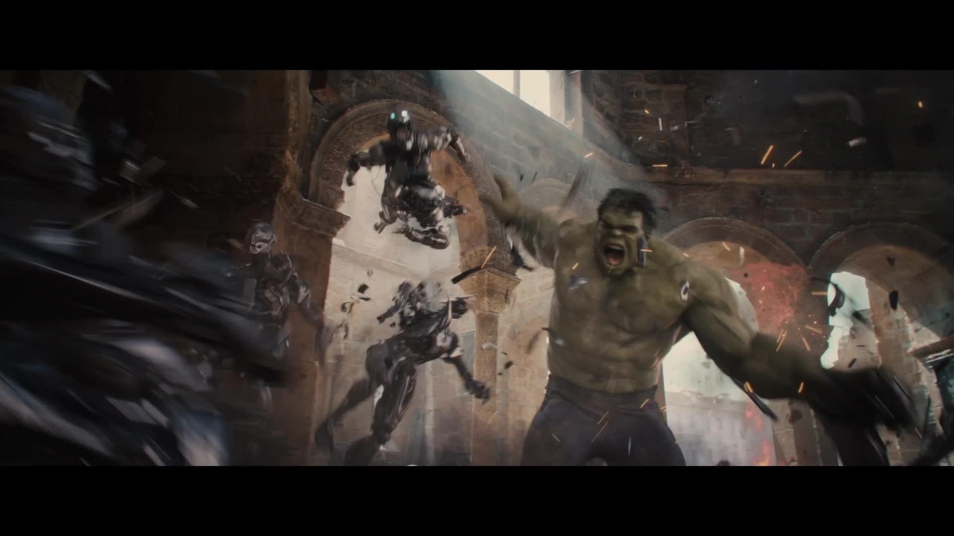 Trailer Vengadores La era de Ultrón - ya en dvd y plataformas digitales