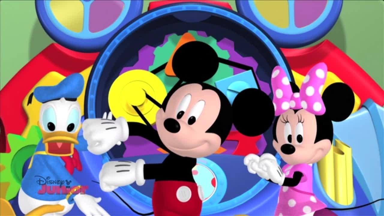 Klub Przyjaciół Myszki Miki - piosenka tytułowa