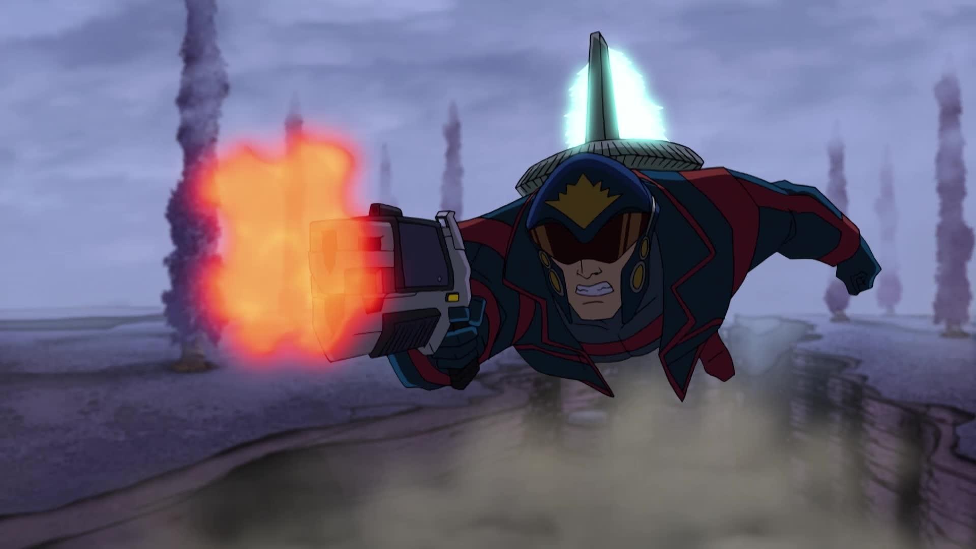 Avengers Assemble - Avengers vs. Guardians