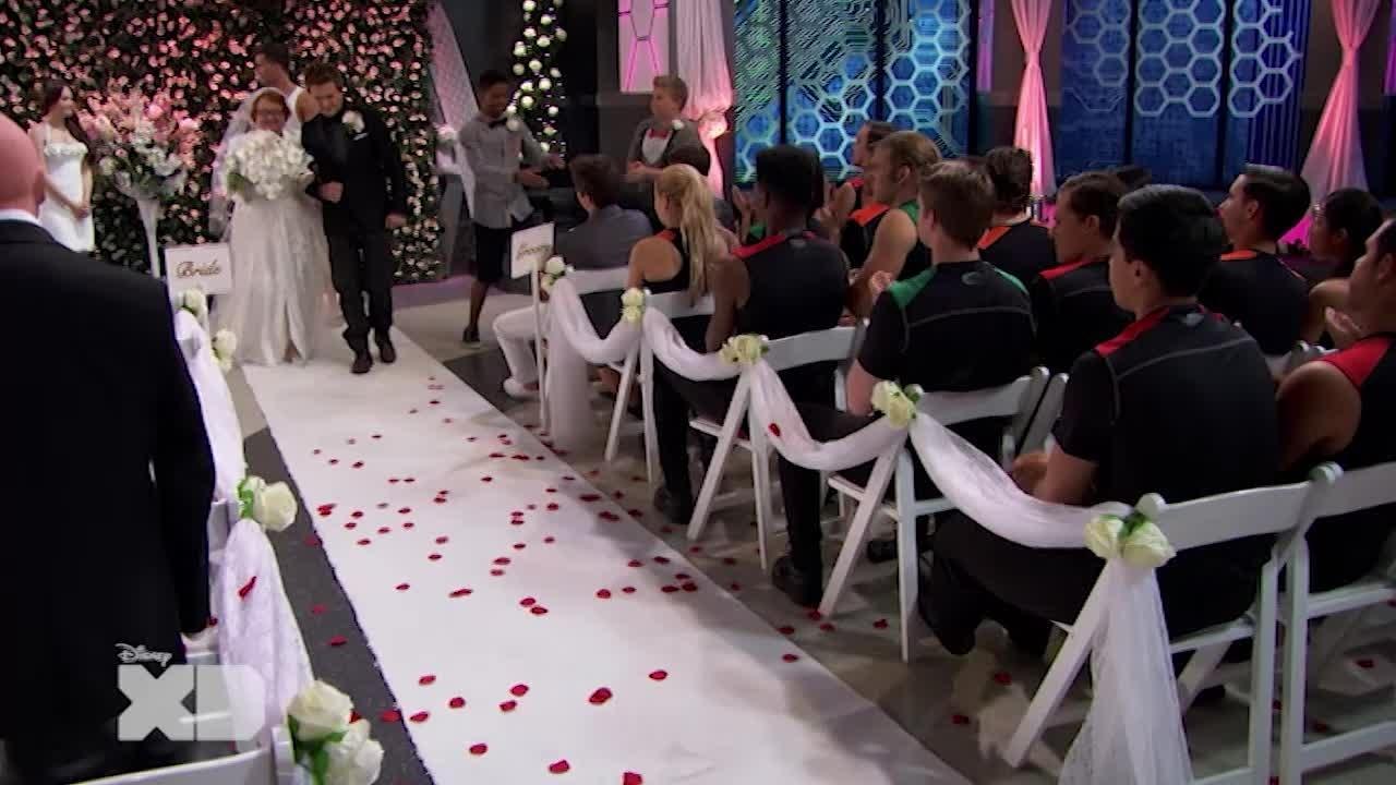 Lab Rats - matrimonio